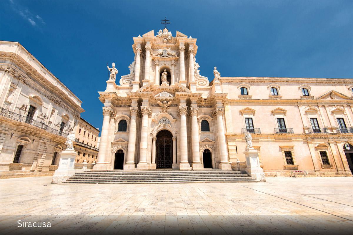 tour sicilia 4 giorni siracusa