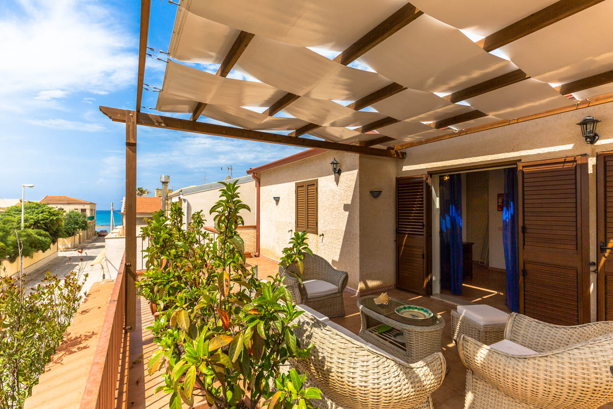 Casa Iuri - Appartamento a Punta Secca