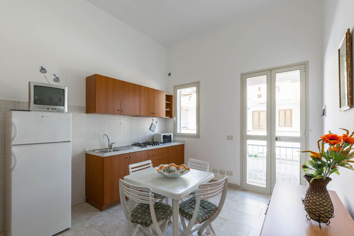 appartamenti casuzze cucina