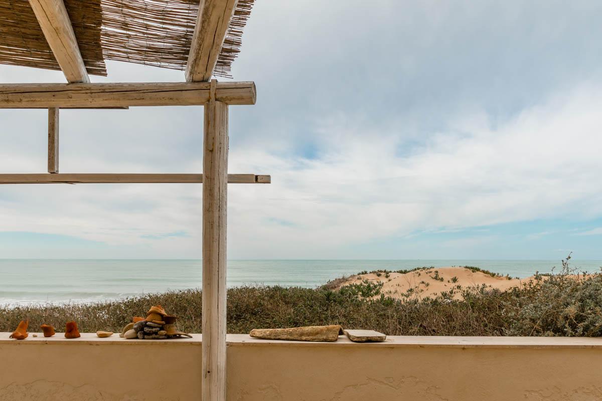 casa-vacanza sul mare punta secca