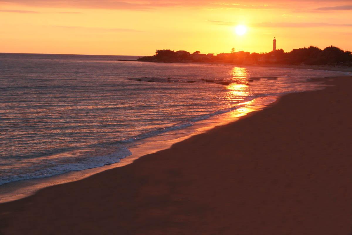 caucana spiaggia
