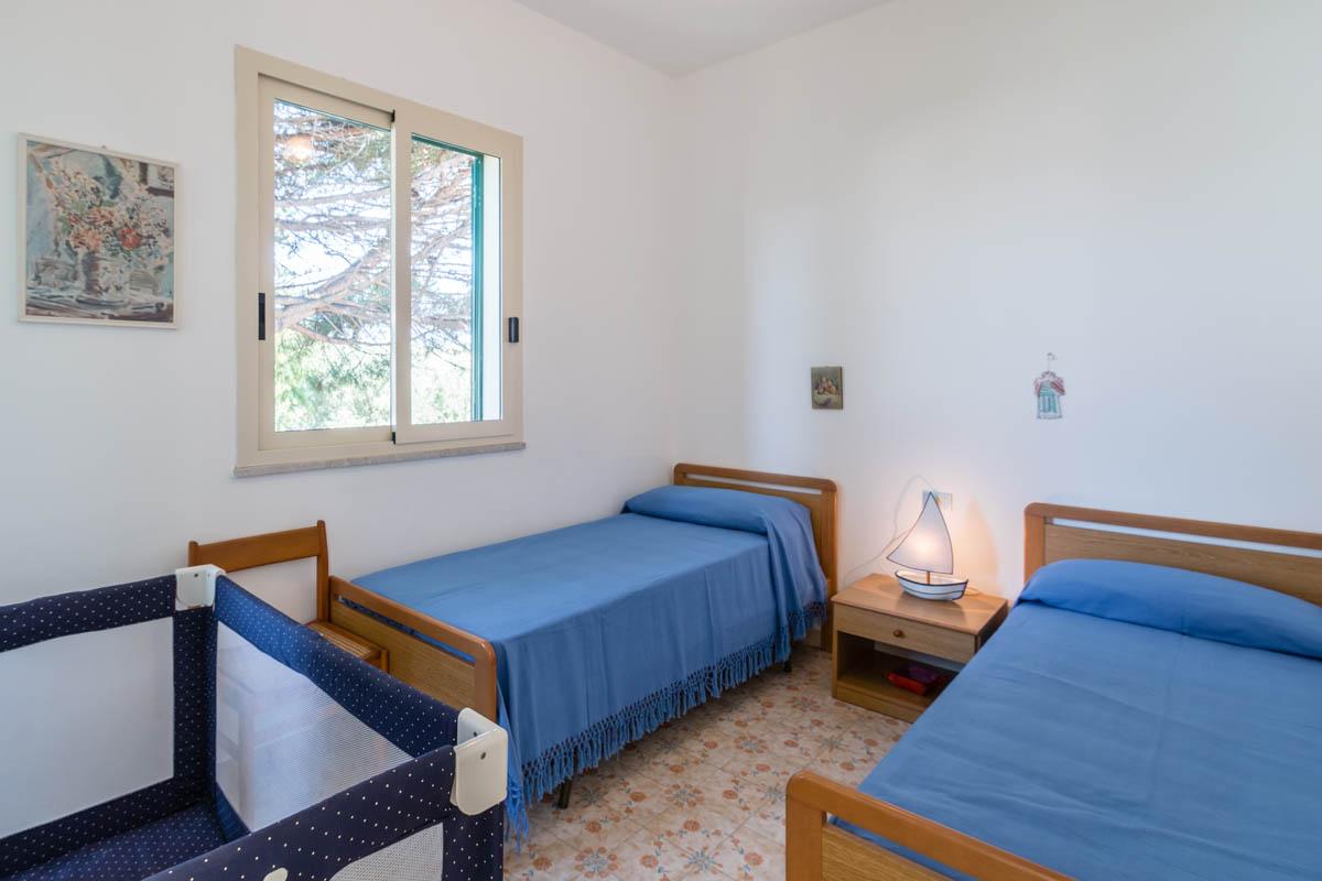 villa caucana 6 posti letto
