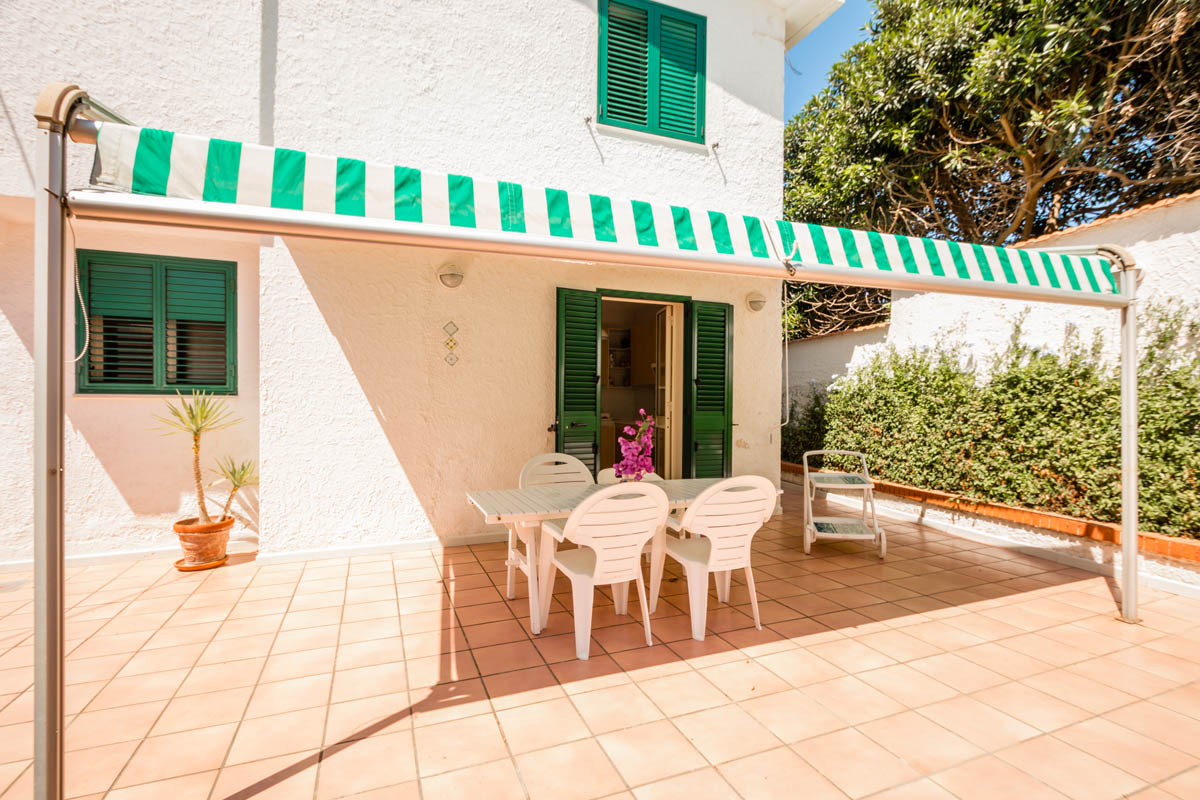 veranda villa caucana